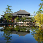 Areal Todai-ji Tempel