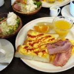 Frühstück: American Breakfast