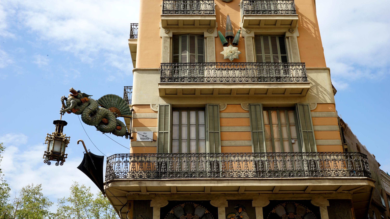 Casa Bruno Cuadros Barcelona