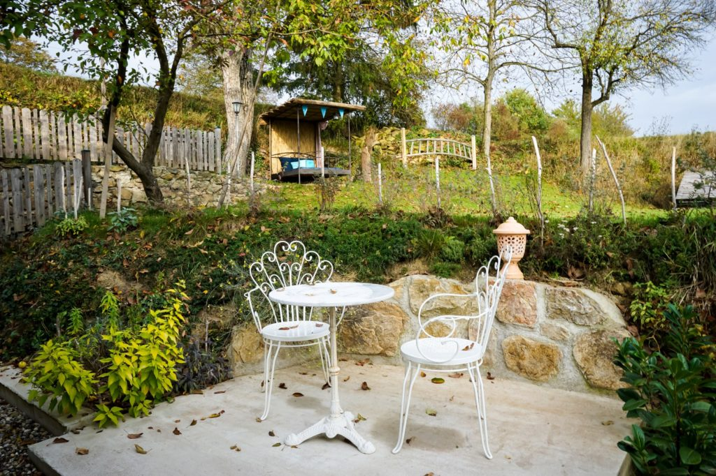 Danube Dreamin – Landhaus in der Wachau Garten