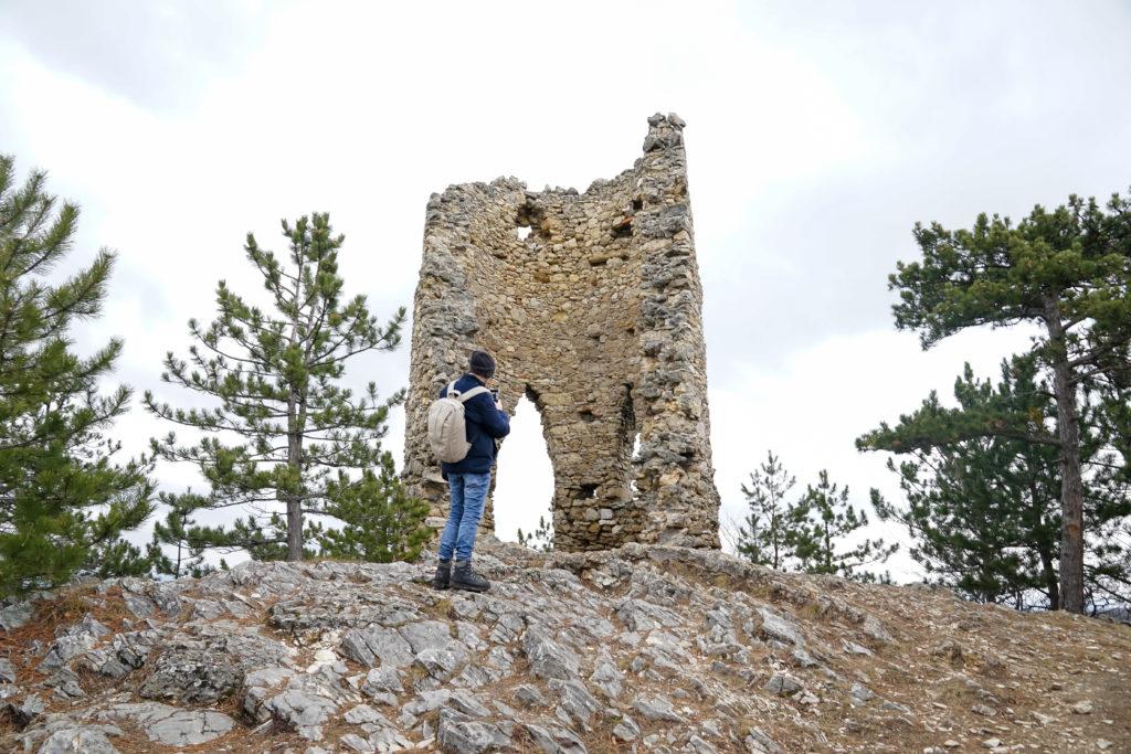 Ruine Türkensturz