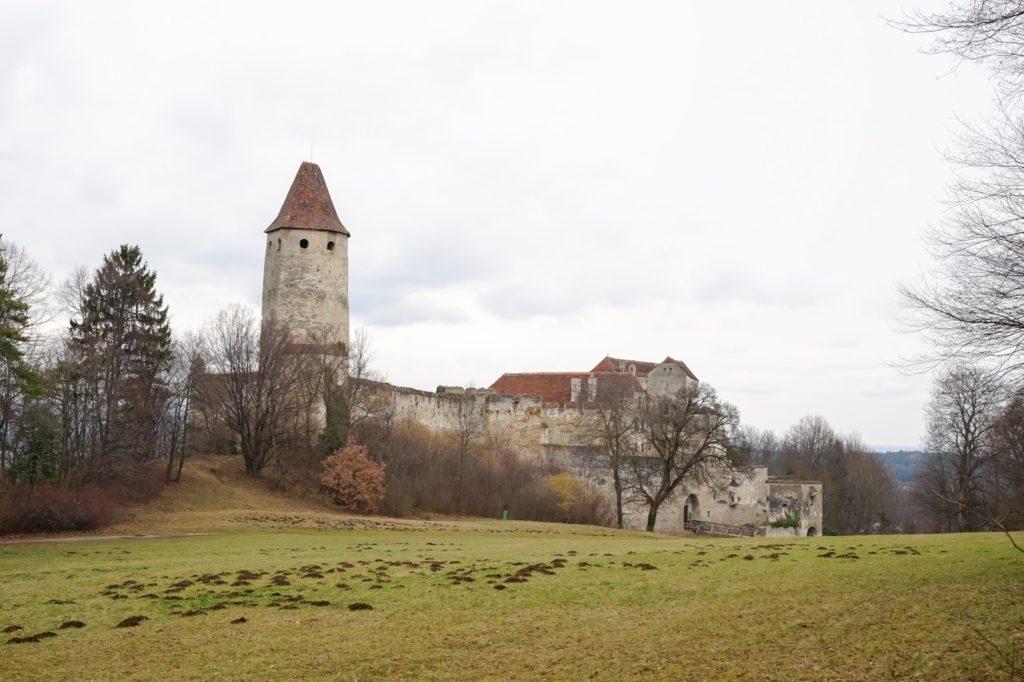 Turnierwiese Burg Seebenstein