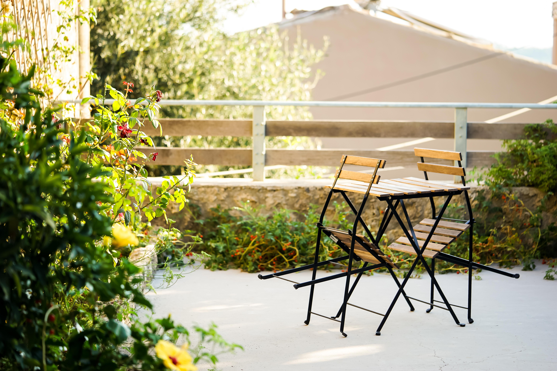 Korfu Olivenpresse Airbnb