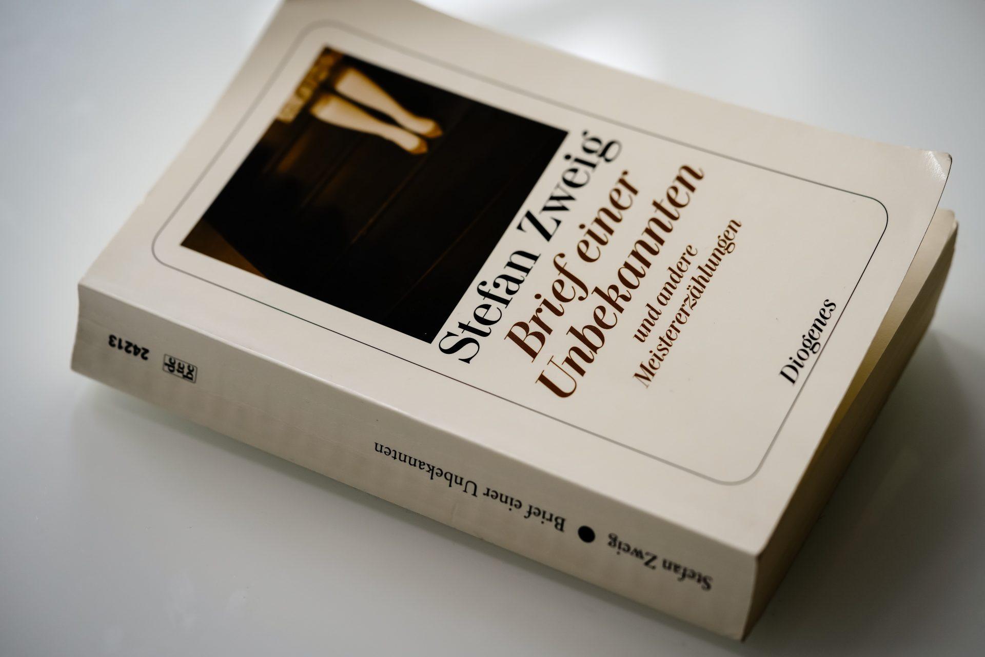Stefan Zweig – Briefe einer Unbekannten